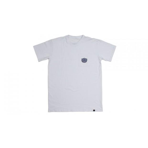 Camiseta MOB ONE Branca